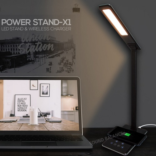 [X'tra] Power Stand-X1